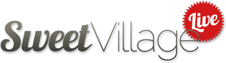 sweet village Logo